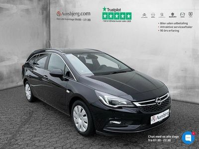 brugt Opel Astra 105 Excite ST