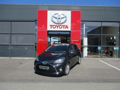 brugt Toyota Yaris 1,3 VVT-I Lounge Edition 100HK 5d 6g