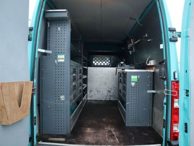 brugt Iveco Daily 3,0 35C15 15,6m³ Van