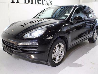 usado Porsche Cayenne S E-Hybrid 3,0 Tiptr. Van