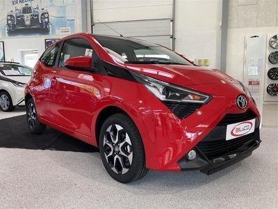 brugt Toyota Aygo 1.0 benzin (72 hk) Sense