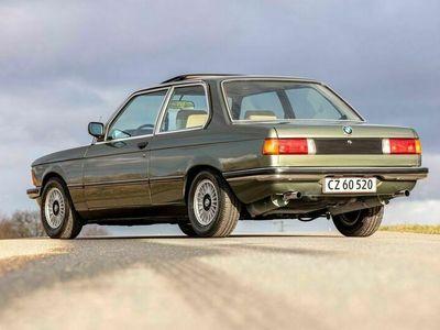 brugt BMW 323 3 serie E21 I