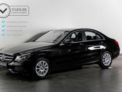 gebraucht Mercedes C200 2,0 aut.