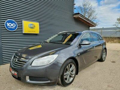 brugt Opel Insignia 2,0 CDTi 160 Sport Sports Tourer eco