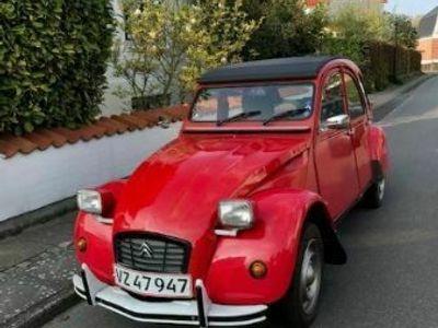 brugt Citroën 2CV 6 club