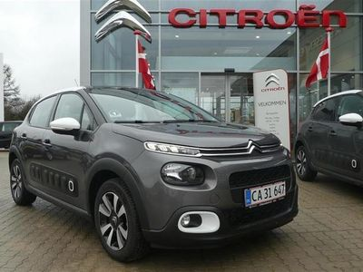 used Citroën C3 1,2 PureTech Skyline start/stop 110HK 5d