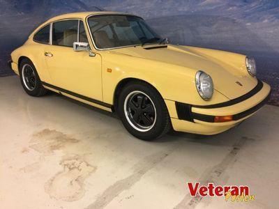 begagnad Porsche 911 2,7 S