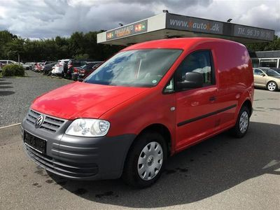 brugt VW Caddy 1,9 TDI 104HK Van