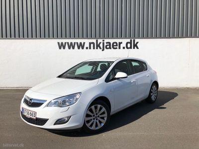 used Opel Astra 6 Enjoy 115HK 5d Aut.
