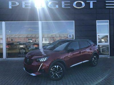 brugt Peugeot e-2008 EL GT Line 136HK Aut.