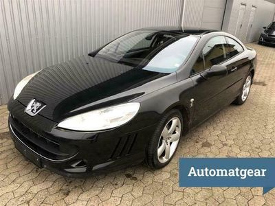 brugt Peugeot 407 Coupe 2,7 HDI AUT. 150KW