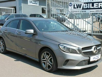 brugt Mercedes A200 d