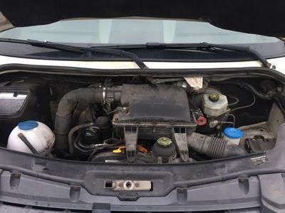 brugt VW Crafter KASSEVOGN 2,5 TDI