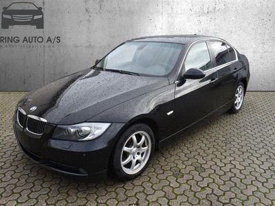 brugt BMW 325 i 2,5 218HK 6g Aut. - Personbil - Sort