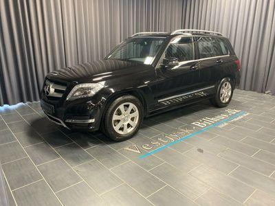 brugt Mercedes GLK200 CDi aut. BE