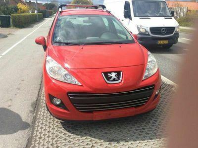 brugt Peugeot 207 1,6 HDi 92 Comfort+ SW 5d