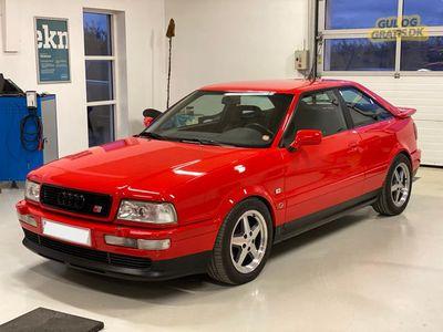 brugt Audi S2 3B 2,2 Turbo Quattro 220hk
