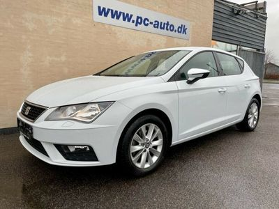 brugt Seat Leon 1,5 TSi 150 Style DSG 5d