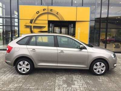 second-hand Skoda Rapid 1,2 TSI Ambition DSG 90HK 5d 7g Aut.