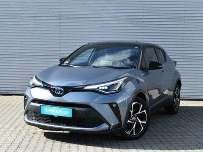 brugt Toyota C-HR 1,8 Hybrid C-LUB Premium Multidrive S 122HK 5d Aut. A+++