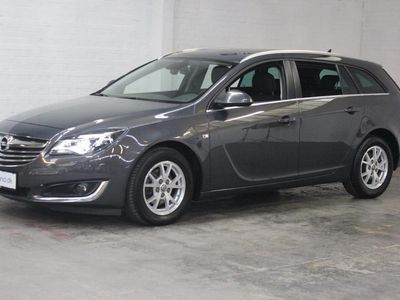 brugt Opel Insignia CDTi 140 Edition ST eco