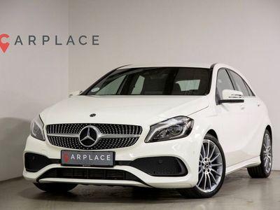brugt Mercedes A200 1,6 Final Edition AMG Line aut.