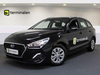 brugt Hyundai i30 1,0 T-GDi 2019 Edition stc.