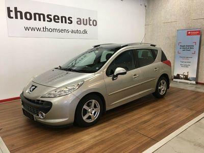 brugt Peugeot 207 1,6 HDi S16 SW