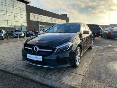 brugt Mercedes A220 d 2,1 CDI 7G-DCT 177HK 5d 7g Aut.