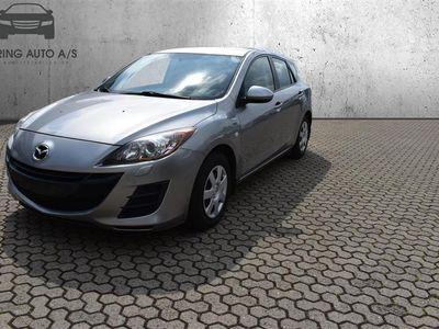 brugt Mazda 3 1,6 DE Advance 115HK 6g - Personbil - Grå