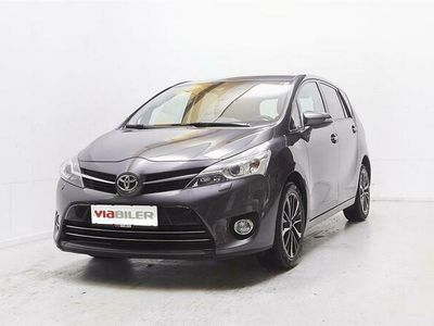 brugt Toyota Verso 7 pers. 1,8 VVT-I T2 Premium Multidrive S 147HK 6g Aut.