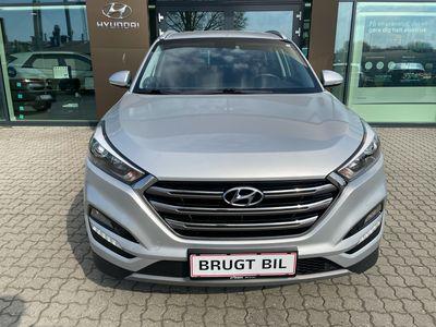 brugt Hyundai Tucson 1,7 CRDi ISG Trend / NAVI DCT 141HK 5d B