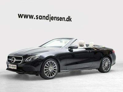 used Mercedes E200 0 Cabriolet aut.