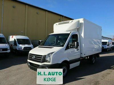 brugt VW Crafter 2,0 TDi 163 Alukasse m/lift