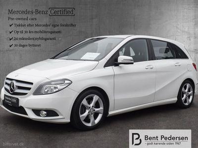 gebraucht Mercedes B180 1,5 CDI 109HK 6g