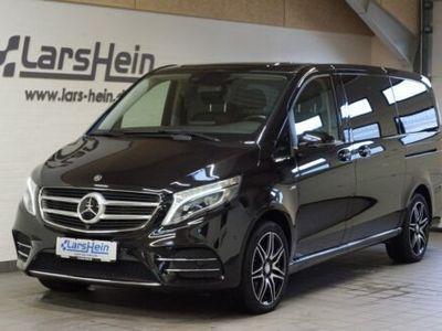 brugt Mercedes V250 d AMG Line aut. 4-M lang