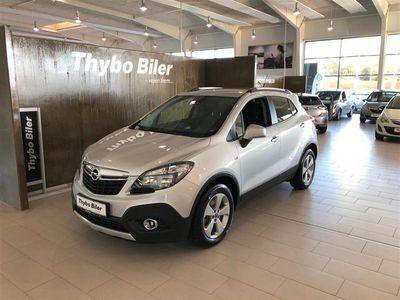 brugt Opel Mokka 1,6 CDTI Enjoy 136HK 5d 6g
