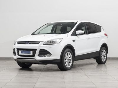 second-hand Ford Kuga 1,5 EcoBoost Titanium 150HK 5d 6g