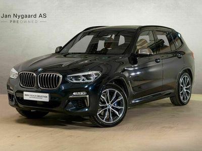 brugt BMW X3 3,0 M40i xDrive aut.