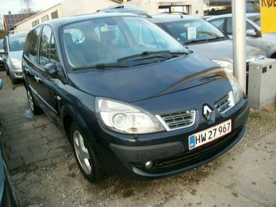 brugt Renault Grand Scénic II 1,9 dCi 130 Expression