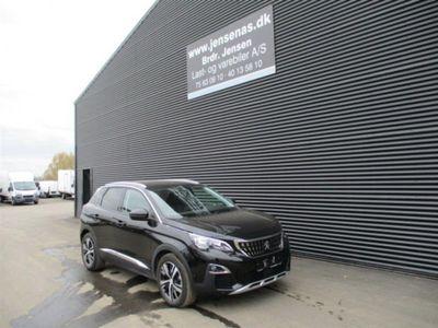 brugt Peugeot 3008 2,0 BlueHDi Allure 150HK Van 6g 2018