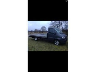 brugt Peugeot Boxer 2,5 Autotransporter
