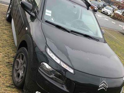 brugt Citroën C4 Cactus 1,2 PureTech 82 HK 4-DØRS MED BAGKLAP 5 Man.