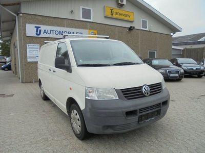 brugt VW Transporter 2,5 TDi 130 kort