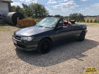 brugt Peugeot 306