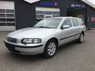 used Volvo V70 2,4 SE aut. 170