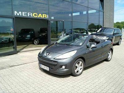 brugt Peugeot 207 CC VTi