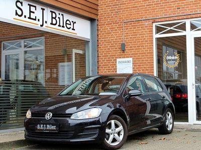 brugt VW Golf VII 1,4 TSi Style DSG BMT 125HK aut 5d