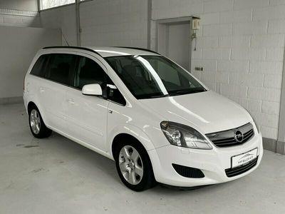 brugt Opel Zafira 7 CDTi 125 Enjoy eco 7prs 5d