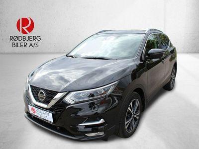 brugt Nissan Qashqai 1,5 dCi 115 Tekna DCT